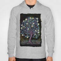 Black Mystic Tree Hoody