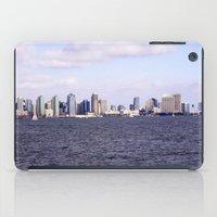 Good Morning San Diego  iPad Case