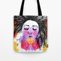 Breathe, Dream Tote Bag