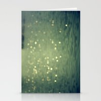 Dancing Light Stationery Cards