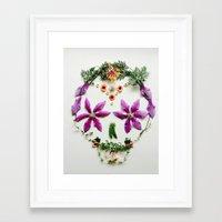 Botanical 3 Framed Art Print