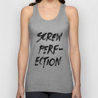 Perfection Unisex Tank Top
