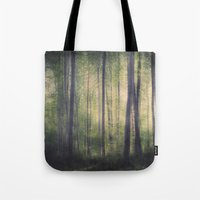 In The Woods Of Mournton… Tote Bag