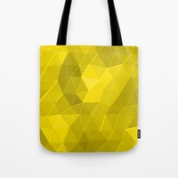 Kaleidoscope Series Yell… Tote Bag