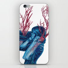 Her Arms Became Trees iPhone & iPod Skin