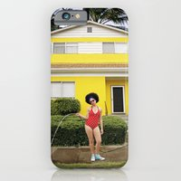 "iPhone & iPod Case featuring ""Go Girl"" by Kelly Nicolaisen"