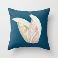 Peace Lilies Throw Pillow