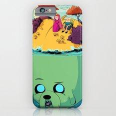 Adventure time marooned iPhone 6 Slim Case