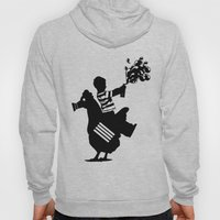 Riding Rooster  Hoody