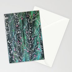 faerie dust Stationery Cards