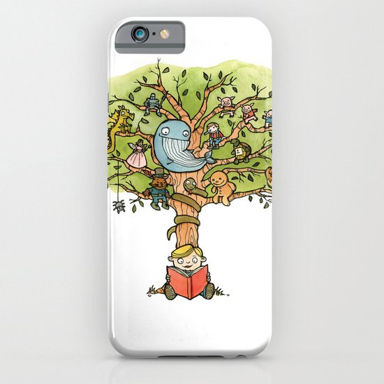 StoryTime Tree iPhone & iPod Case