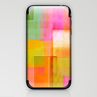 iPhone & iPod Skin featuring Cover Up 7 by David Mark Lane
