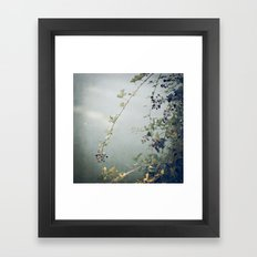 Wild Berries Framed Art Print