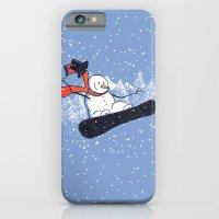 Snow Ahead! iPhone 6 Slim Case