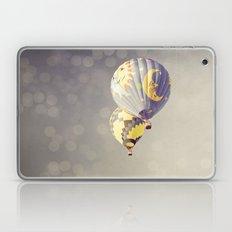 Moon Balloon Laptop & iPad Skin