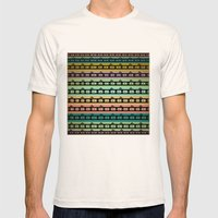 filmstrip Mens Fitted Tee Natural SMALL