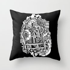 Estanterías Throw Pillow