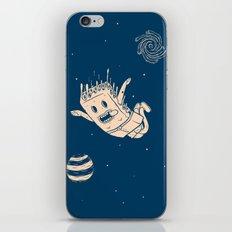 Space Cake iPhone & iPod Skin