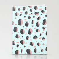 Stones and Lines I Stationery Cards