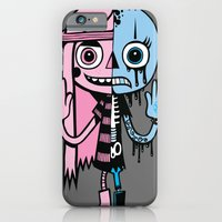 Two Halves iPhone 6 Slim Case