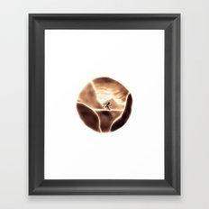 The Fireboy #2 Framed Art Print