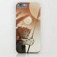 iPhone & iPod Case featuring Fallen: I. by Dr. Lukas Brezak