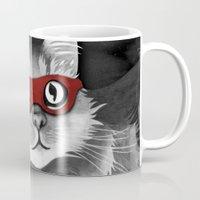 Mr. Meowgi Mug