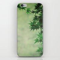 japanese serenity iPhone & iPod Skin