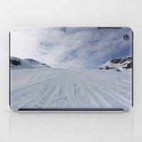 Whittier's backyard iPad Case