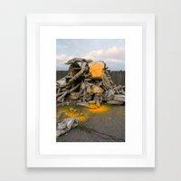 tigerstein Framed Art Print