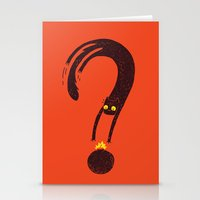 Curiosity Exploded The C… Stationery Cards