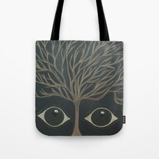 Who's There? Tote Bag