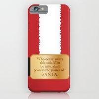 The power of Santa iPhone 6 Slim Case
