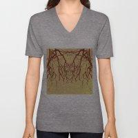 Branches#07 Unisex V-Neck