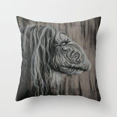 Mystic Throw Pillow