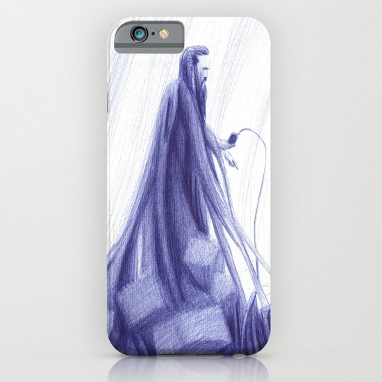 The man who sold the world iPhone & iPod Case