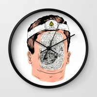 Journey To The Center Of… Wall Clock