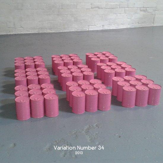 Variation Number 34 (photo) Art Print