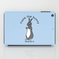 Don't Pat the Bunny iPad Case