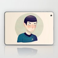 Because You Are My Frien… Laptop & iPad Skin
