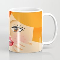 Lola Red Mug