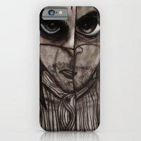 Insomnia 2 - Sepia iPhone 6 Slim Case