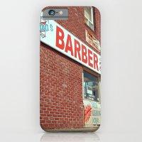 Vina's Barber iPhone 6 Slim Case