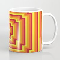 Technicolour Cross - Ora… Mug