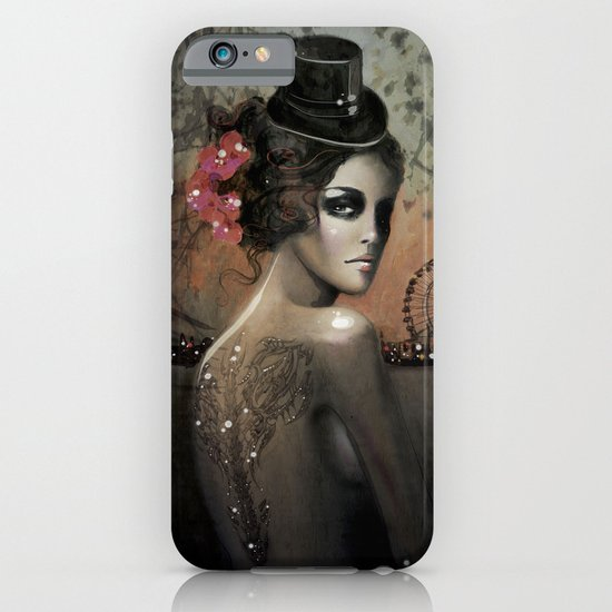 Dawn in Autumn iPhone & iPod Case