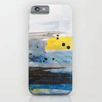 Dusty Sea iPhone 6 Slim Case