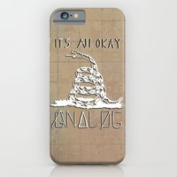 Gnalog (Analog Zine) iPhone 6 Slim Case