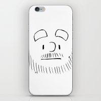 Liam's Face iPhone & iPod Skin