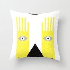 PYRAMIDº Throw Pillow