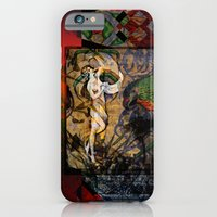 iPhone & iPod Case featuring Captured Fragments by Kerry Youde